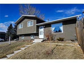 Detached Airdrie Meadows listing Airdrie