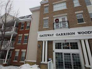 Garrison Woods #357 2233 34 AV Sw, Calgary, Garrison Woods Apartment Real Estate: condominiums