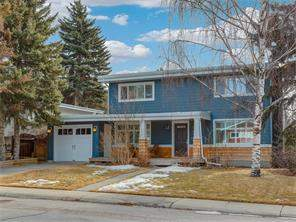 Detached Brentwood listing Calgary