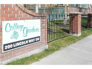 Lincoln Park Real Estate Listing: #211 200 Lincoln WY Sw, Lincoln Park