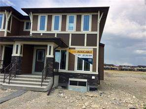 Heartland Cochrane Attached homes