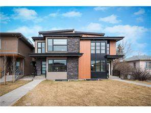 West Hillhurst Real Estate, Attached home Calgary