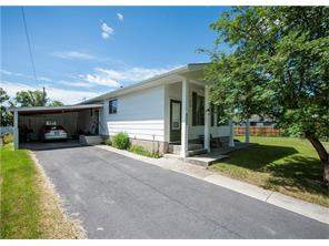 Detached None Real Estate listing 228 Aberdeen St Granum MLS® C4109407