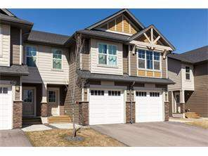 Attached Sunset Ridge Real Estate listing at #611 101 Sunset Dr, Cochrane MLS® C4109451