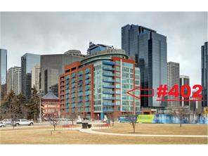 Chinatown Real Estate Listing: #402 205 Riverfront AV Sw, Chinatown