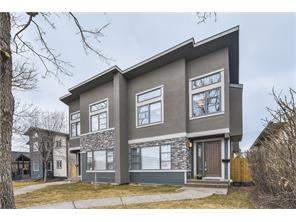 Mount Pleasant Real Estate Listing: 513 21 AV Nw, Mount Pleasant