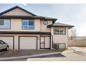 Attached Home For Sale at #22 103 Fairways DR Nw, Airdrie MLS® C4110872