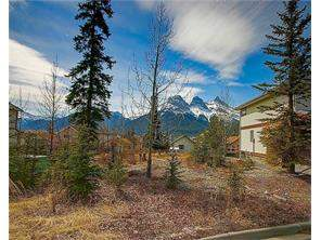 Cougar Creek Canmore Land Foreclosures