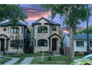 Shaganappi Calgary Detached homes