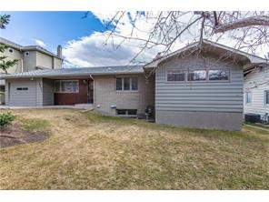 Detached Hounsfield Heights/Briar Hill listing Calgary