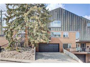 #4 1205 Cameron AV Sw, Calgary Lower Mount Royal Attached Homes For Sale