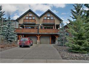 #3 626 3rd St, Canmore, South Canmore Attached Homes