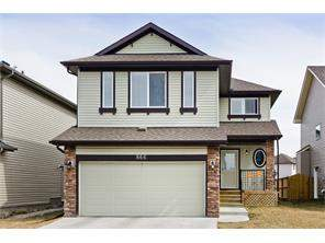 MLS® #C4111718, 866 Canoe Gr Sw T4B 3K6 Canals Airdrie