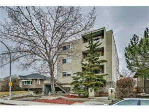 Apartment Home For Sale at #6 2512 15 ST Sw, Calgary MLS® C4112180
