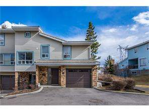 316 Coachway Ln Sw, Calgary Coach Hill Attached Real Estate: