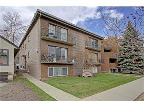 Apartment Community Real Estate listing at #2 916 3 AV Nw, Calgary MLS® C4112349
