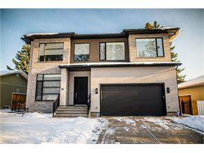 96 Chelsea ST Nw, Calgary, Detached homes
