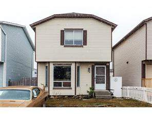 Detached Martindale listing Calgary