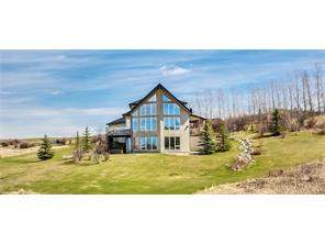 112196 266 AV W in Red Deer Lake Rural Foothills M.D.-MLS® #C4112935