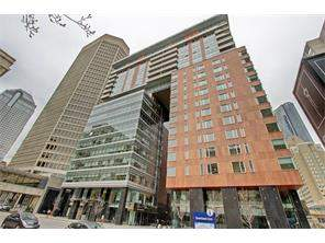 MLS® #C4112953-#1806 108 9 AV Sw in Downtown Commercial Core Calgary Apartment
