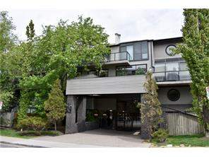#301 1732 9a ST Sw, Calgary Lower Mount Royal Apartment Real Estate: