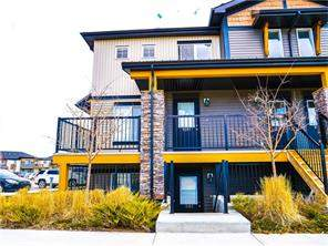Attached Prairie Springs Real Estate listing at #9103 2781 Chinook Winds DR Sw, Airdrie MLS® C4113152
