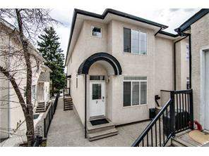 #2 514 56 AV Sw, Calgary, Attached homes