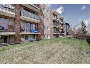 Bankview #402 1817 16 ST Sw, Calgary Bankview Apartment Real Estate: