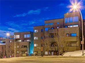 #202 1818 14 ST Sw, Calgary, Lower Mount Royal Apartment