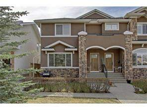 #1 2415 28 ST Sw, Calgary, Killarney/Glengarry Attached Real Estate: Homes for sale