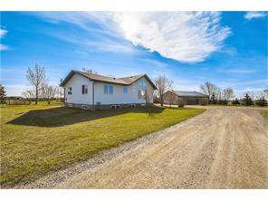#5 254025 Twp RD 240 in  Rural Wheatland County-MLS® #C4113917