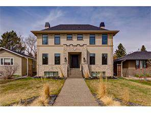 Detached Hounsfield Heights/Briar Hill Real Estate listing 1411 21a ST Nw Calgary MLS® C4113972 Homes for sale
