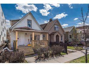 Detached Sunnyside Real Estate listing at 925 3 AV Nw, Calgary MLS® C4115186