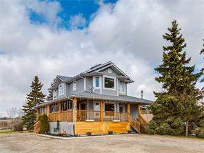 15146 Twp RD 282 in  Rural Rocky View County-MLS® #C4115188