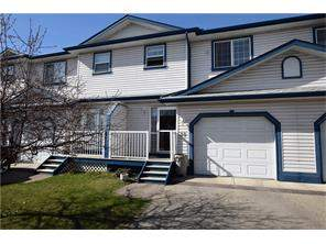 Attached Home For Sale at #30 33 Stonegate DR Nw, Airdrie MLS® C4115234