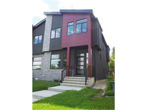 Banff Trail Attached home in Calgary