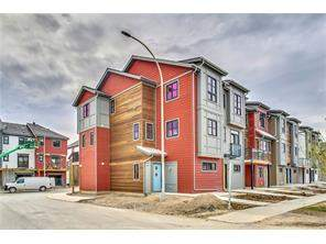Attached Community listing in Calgary