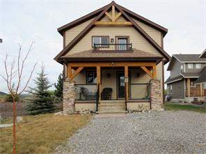 Detached Cottage Club at Ghost Lake Real Estate listing 220 Cottage Club Cr Rural Rocky View County MLS® C4116863 Homes for sale