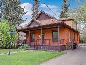 Calgary Detached Hounsfield Heights/Briar Hill Real Estate