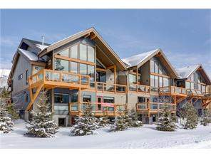 Three Sisters Homes for sale, Attached Canmore