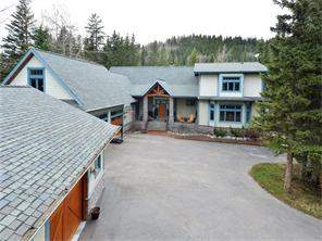 31 River Dr, Bragg Creek, None Detached homes