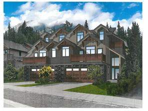 #b 281 Three Sisters Dr, Canmore, Attached homes