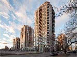 Apartment Beltline Real Estate listing at #2601 1111 10 ST Sw, Calgary MLS® C4117549