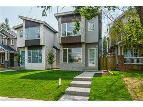 Capitol Hill Real Estate: Detached Calgary