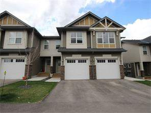 Attached Sunset Ridge real estate listing Cochrane