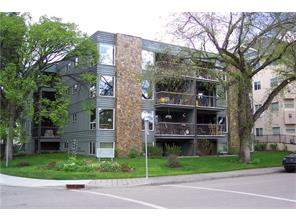 #8 3422 Parkdale Bv Nw, Calgary Parkdale Apartment Real Estate: