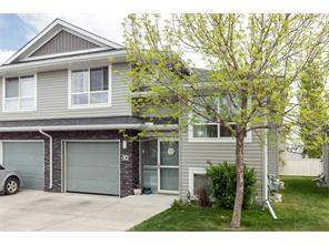 #106 55 Fairways DR Nw, Airdrie, Fairways Attached Real Estate: Homes for sale