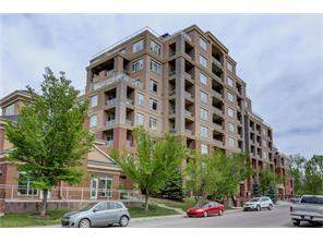 #3505 24 Hemlock CR Sw, Calgary Spruce Cliff Apartment Real Estate: