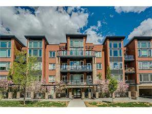 #312 836 Royal AV Sw, Calgary Lower Mount Royal Apartment Homes For Sale