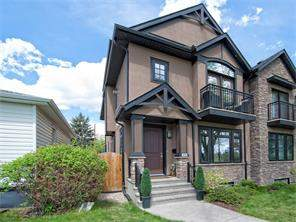 Parkdale Real Estate: Attached Calgary
